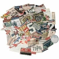 Advantus - Tim Holtz - Idea-ology Collection - Ephemera Pack - Emporium