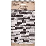 Advantus - Tim Holtz - Idea-ology Collection - Big Chat
