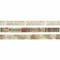Advantus - Tim Holtz - Idea-ology Collection - Design Tape - Passport
