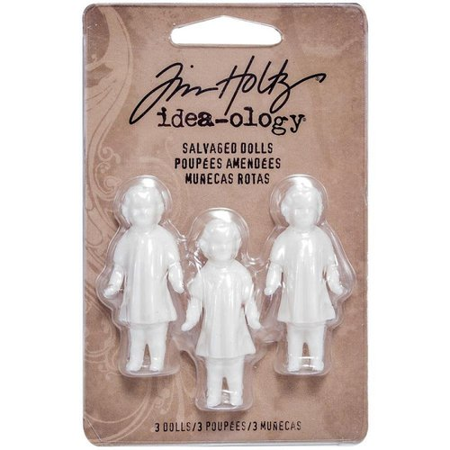 Advantus - Tim Holtz - Idea-ology Collection - Salvaged Dolls