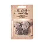 Advantus - Tim Holtz - Idea-ology Collection - Typed Tokens