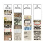 Advantus - Tim Holtz - Idea-ology Collection - Pocket Cards