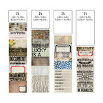 Advantus - Tim Holtz - Idea-ology Collection - Pocket Cards