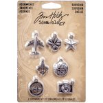 Advantus - Tim Holtz - Idea-ology Collection - Adornments - Souvenir