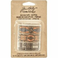 Advantus - Tim Holtz - Idea-ology Collection - Design Tape - Dapper