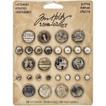 Advantus - Tim Holtz - Idea-ology Collection - Fasteners - Dapper