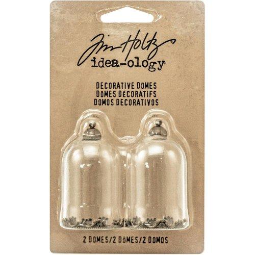 Advantus - Tim Holtz - Idea-ology Collection - Decorative Domes