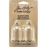 Advantus - Tim Holtz - Idea-ology Collection - Decorative Domes