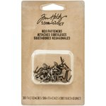 Advantus - Tim Holtz - Idea-ology Collection - Hex Fasteners