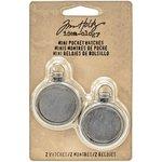 Advantus - Tim Holtz - Idea-ology Collection - Mini Pocket Watches