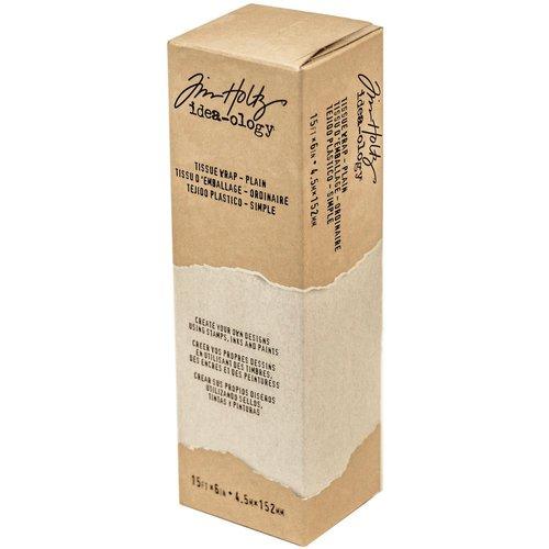 Advantus - Tim Holtz - Idea-ology Collection - Tissue Wrap Paper - Plain