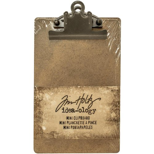 Advantus - Tim Holtz - Idea-ology Collection - Mini Clipboard