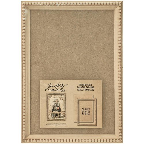 Advantus - Tim Holtz - Idea-ology Collection - Framed Panel