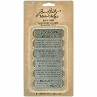 Advantus - Tim Holtz - Idea-ology Collection - Quote Bands