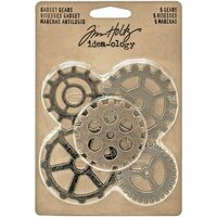 Advantus - Tim Holtz - Idea-ology Collection - Gadget Gears