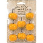Advantus - Tim Holtz - Idea-ology Collection - Halloween - Pumpkin Pieces