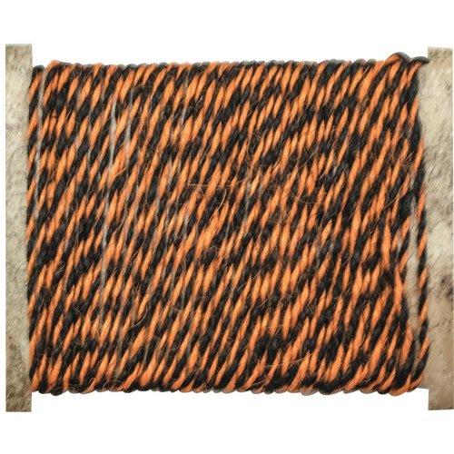 Tim Holtz Black and Orange Jute String