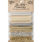 Advantus - Tim Holtz - Idea-ology Collection - Christmas - Metallic Trimmings