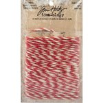 Advantus - Tim Holtz - Idea-ology Collection - Jute String - Christmas