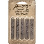 Advantus - Tim Holtz - Idea-ology Collection - Word Bands - Christmas