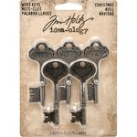 Advantus - Tim Holtz - Idea-ology Collection - Word Keys - Christmas