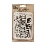 Advantus - Tim Holtz - Idea-ology Collection - Quote Chips