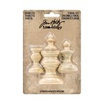 Advantus - Tim Holtz - Idea-ology Collection - Vignette Finial Set