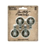 Advantus - Tim Holtz - Idea-ology Collection - Mini Pulley Wheels