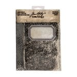 Advantus - Tim Holtz - Idea-ology Collection - Worn Binder - Notebook