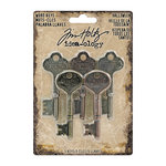 Advantus - Tim Holtz - Idea-ology Collection - Word Keys - Halloween