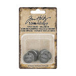 Advantus - Tim Holtz - Idea-ology Collection - Typed Tokens - Halloween