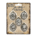 Advantus - Tim Holtz - Idea-ology Collection - Crypt Cameos