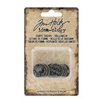 Advantus - Tim Holtz - Idea-ology Collection - Shape Tokens - Halloween