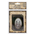 Advantus - Tim Holtz - Idea-ology Collection - Framed Portraits - Halloween