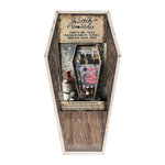 Advantus - Tim Holtz - Idea-ology Collection - Vignette Tray - Coffin