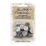 Advantus - Tim Holtz - Idea-ology Collection - Christmas - Countdown Brads