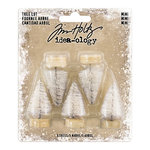 Advantus - Tim Holtz - Idea-ology Collection - Christmas - Woodland Tree Lot - Mini