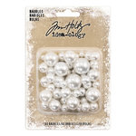 Advantus - Tim Holtz - Idea-ology Collection - Christmas - Baubles