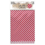 Advantus - Tim Holtz - Idea-ology Collection - Deco Sheets - Christmas