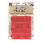 Advantus - Tim Holtz - Idea-ology Collection - Fringe - Christmas