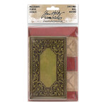 Advantus - Tim Holtz - Idea-ology Collection - Baseboards - Christmas
