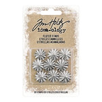 Advantus - Tim Holtz - Idea-ology Collection - Christmas - Fluted Stars
