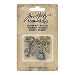 Advantus - Tim Holtz - Idea-ology Collection - Adornments - Milagros