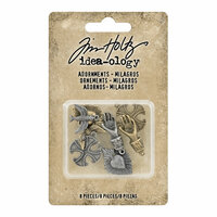 Idea-ology - Tim Holtz - Adornments - Milagros