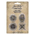 Advantus - Tim Holtz - Idea-ology Collection - Faucet Knobs