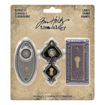 Advantus - Tim Holtz - Idea-ology Collection - Large Keyholes