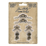 Advantus - Tim Holtz - Idea-ology Collection - Adornments - Ribbons and Bows