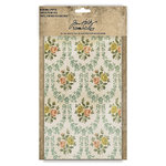 Advantus - Tim Holtz - Idea-ology Collection - Worn Wallpaper - 24 Sheets
