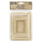 Advantus - Tim Holtz - Idea-ology Collection - Vignette Frames