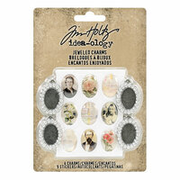 Idea-ology - Tim Holtz - Jeweled Charms